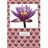 Just A Purple Water Lily Wedding Invitation